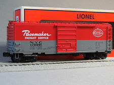 LIONEL NYC PS-1 FREIGHT SOUNDS BOXCAR 175001 O GAUGE train SCALE 6-83532 NEW