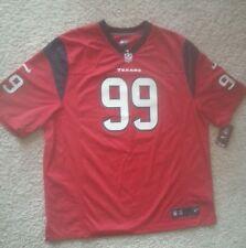 Houston Texans NWT #99 JJ Watt Men's Size XXL Nike Apparel  Football Jersey