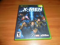 X-Men: Next Dimension (Microsoft Xbox, 2002) Original Complete