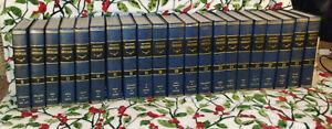 Encyclopedia Americana International Edition 1975, 21 Volumes: 6-8, 12-16, 18-30