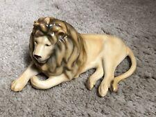 RARE Fritz Pfeffer Gotha Porcelain Lion Figurine!!!