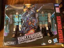 Transformers War for Cybertron Earthrise WFC-E30 Clones 2-Pk Wingspan & Pounce