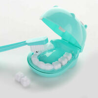 9X Doctor Role Play Dentist Puzzle Toys Set Children Kids Educational Toys
