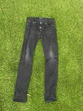 APC Petit New Standard Black Selvedge Raw Denim. Size 30