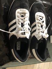 Para Hombre Zapatos De Golf Adidas Samba Talla 10