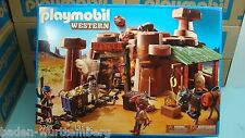 Playmobil 5246 gold mine toy geobra mint in Box for collectors retired NEW