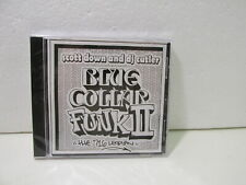 Scott Down and DJ Cutter Blue Collar Funk II cd8402