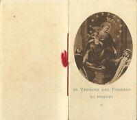 Lotto n. 3 Libretti Religiosi SS. Vergine del Rosario di Pompei con Novena (78-8