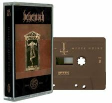 Behemoth - Messe Noire MC Brown Tape  NEW SEALED POLISH RELEASE