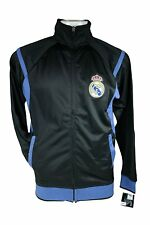 A Grade Real Madrid Official License Soccer Track Jacket Adult 008 -XL