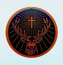 Jagermeister Deer 12 Inch Tin Sign