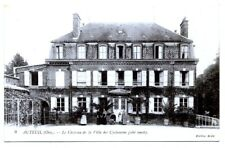 (S-104363) FRANCE - 60 - AUTEUIL CPA      BRULE ed.