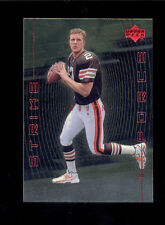 1999 Upper Deck TIM COUCH Cleveland Browns STRIKE FORCE Insert Card