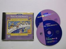 Alfred's: Music for Little Mozarts (CD, 2000, 2-Disc Set) Piano Lessons, Kid's