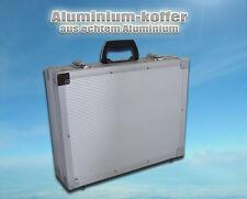 """Alu Aktenkoffer 17 """" Notebook Laptop Netbook Foto Universal Werkzeug Koffer C610"""
