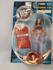 2001 Lita WWF Series 13 Jakks Pacific new WWE