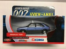 James Bond Renault Contemporary Diecast Cars, Trucks & Vans