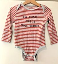 Banana Republic mini's baby bodysuit sold out Limited Ed. sz18-24mth RRP$40