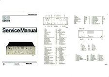 Service Manual-Anleitung für Philips 22 AH 307