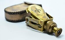 Vintage Brass Dollond Monocular (10.28 cm)