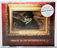 Single-CD PUFF DADDY - Tribute To The Notorious B.I.G.