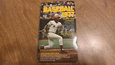 Major League Baseball Book 1977 Edition