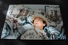 "SYLVESTER MCCOY signed Autogramm auf 20x30 cm ""DOCTOR WHO"" Bild InPerson LOOK"