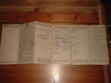 Distributore PUNTO impostato come Lucas 407050 ES79 ARMSTRONG SIDDELEY 1939-53 MG 1939-55