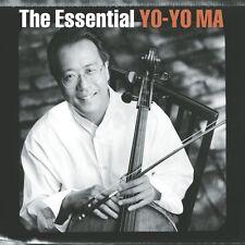 Yo-Yo Ma, John Williams - Essential Yo-Yo Ma [New CD]