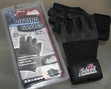 Schiek 540 Platinum Workout Lifting Gloves Wrist Wraps medium Strength Training