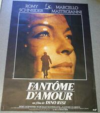 Affiche de cinéma : FANTOME D'AMOUR de Dino RISI