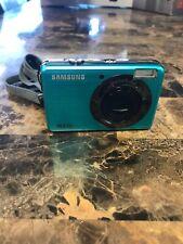 Samsung SL202 10MP 480P BLUE Digital Camera