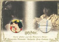 Harry Potter Memorable Moments Candy Pajamas Prop Costume Card HP PC4 #017/090