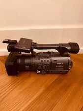 Sony HDR-FX1E Camcorder, kaum gebraucht, mit Zubehörpaket