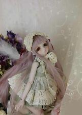 1/4 BJD Doll SD Doll Girl Leeke Mikhaila -Free Face Make UP+Free Eyes
