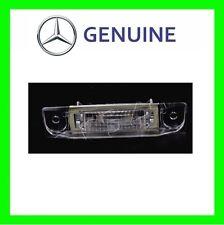 NEW OEM MERCEDES W140 300SEL 600SEC 1992-1999 License Plate Light Left = Right