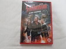 Sharknado 5    (DVD)   ***Brand New***