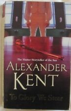 To Glory We Steer by Alexander Kent sc