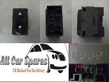 Fiat Seicento - Front Universal Window Switch - B569