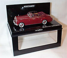 Rolls Royce Silver Cloud 11 Cabriolet Red New in Case ltd edition 436134930