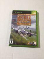 Secret Weapons Over Normandy (Microsoft Xbox, 2003) CIB