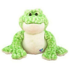 """Webkinz 8.5"""" Plush Pet Spotted Frog - New with Sealed code"""