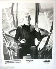 "Leni Parker as Da'an in EARTH: FINAL CONFLICT 8""x 10"" B&W PHOTO - UN-SIGNED 1997"