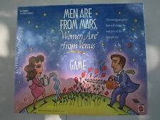 NIB Men are from Mars, Women are from Venus - The Game! for adults 4+ plyr 1998