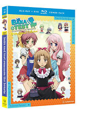New! Baka & Test: OVA Special Collection (Blu-ray/DVD Combo) (2013) Anime (and)