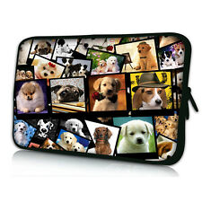 "Dogs Sleeve Case Tablet Bag For 7"" Google Asus Nexus 7 /Apple iPad Mini 7.9''"