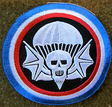 WWII US 502nd 101ST AIRBORNE PARATROOPER CHEST JACKET POCKET PATCH INSIGNIA