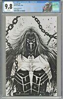Venom #27 CGC 9.8 Tyler Kirkham Variant Cover E 1st Full App Codex Virgin Sketch