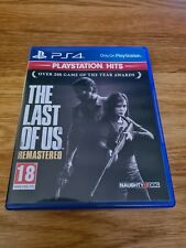 The Last of Us Remastered-PlayStation Hits (PS4, 2018)