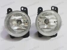 1Pair OEM Fog Driving Light Lamps w/ Bulbs for Chrysler Sebring
